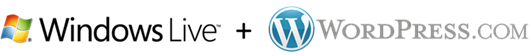 Windows Live WordPress.com