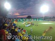 Romania-Grecia in Berceni