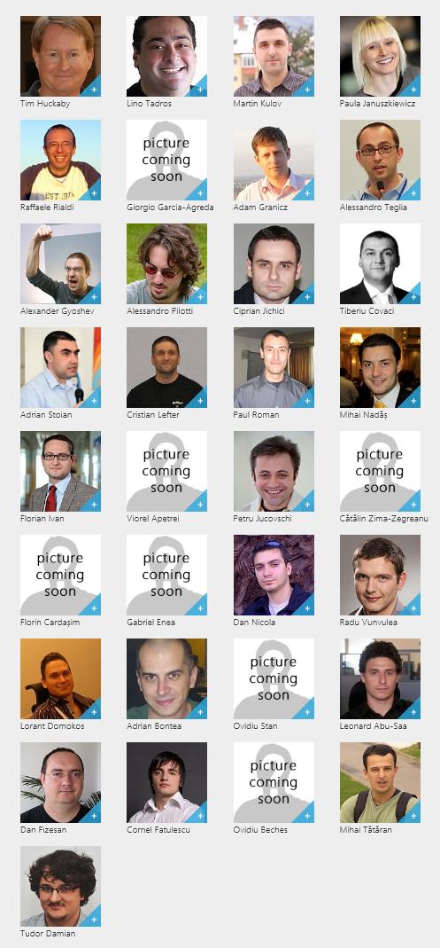 ITCamp 2012 speakers
