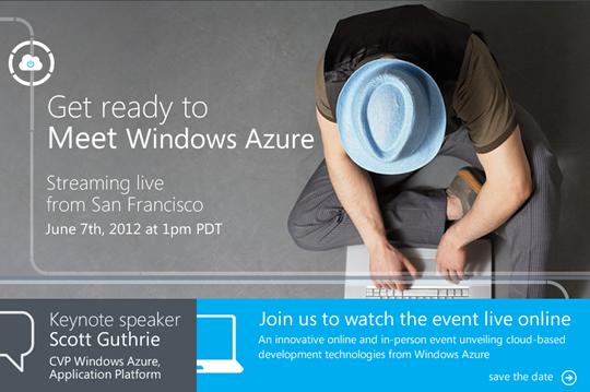 Meet Windows Azure