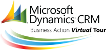 Microsoft Dynamics CRM Business Action Virtual Tour