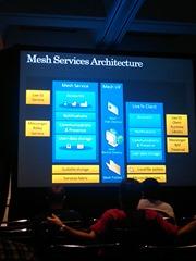 mesh architecture