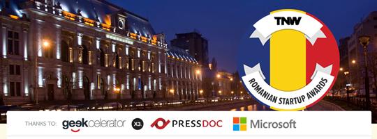 Romanian Startup Awards