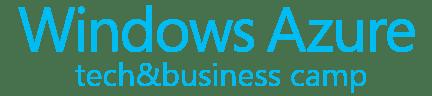 Windows Azure tech&business camp