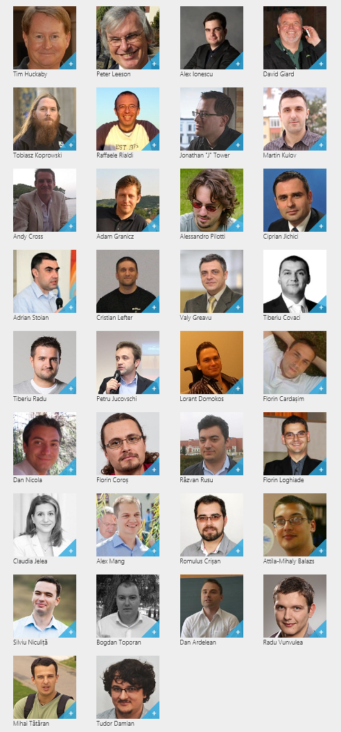 it camp speakers