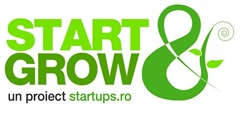 Logo Start and Grow