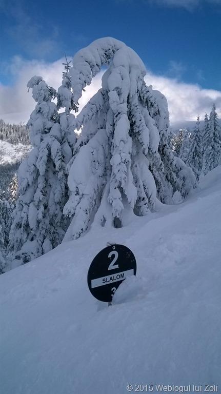 Pârtia Slalom Straja