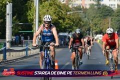 Zoli la bicicletă Titans Triathlon