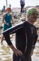Zoli la înot - triatlon fără asfalt la munte