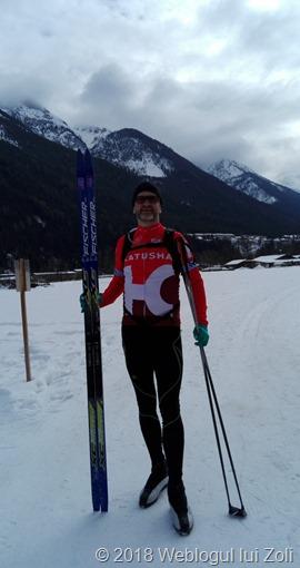 Zoli la schi fond in Stubaital