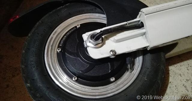 cablu alimentare motor Joyor X5S+