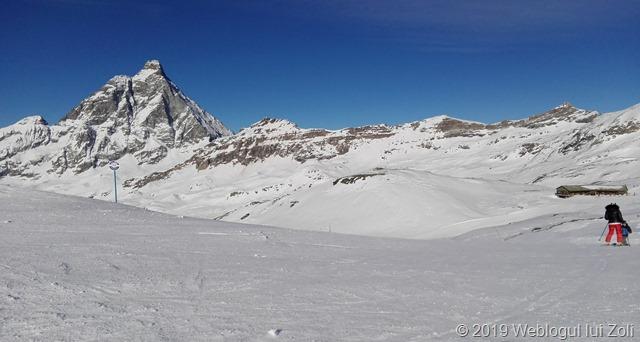 Matterhorn de pe Cime Bianche
