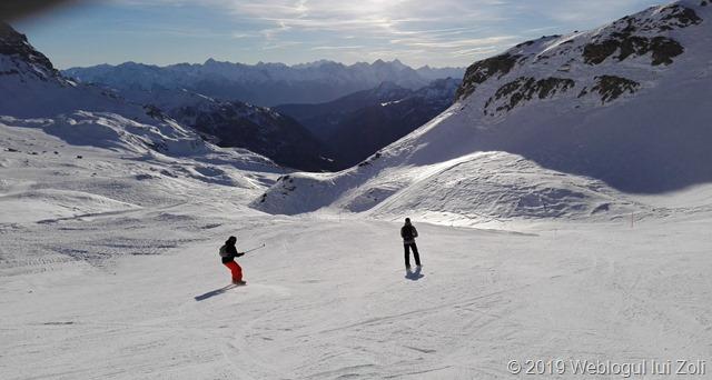 Gran piste di Valtournenche