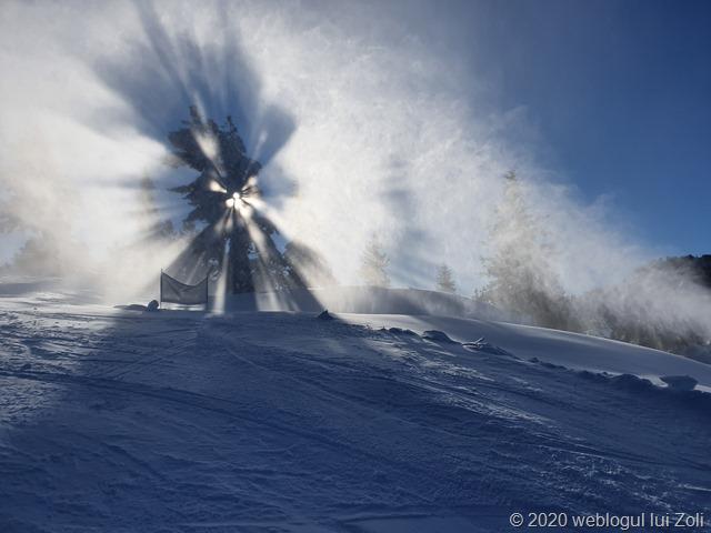 tun de zăpadă